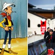 Angoulême: Lucky Luke va tirer plus vite que son ombre en 2016
