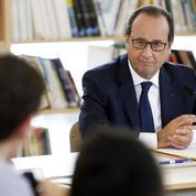 Sondage : les enseignants se détournent de François Hollande
