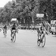 Le 20 juillet 1975 : première arrivée du Tour de France sur les Champs-Élysées