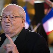 Jean-Marie Le Pen en correctionnelle pour ses propos sur les chambres à gaz