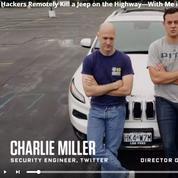 Une Jeep piratée à distance : Chrysler rappelle 1,4 million de véhicules à l'usine