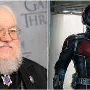 George R. R. Martin, auteur du Games of Thrones fustige Ant-Man