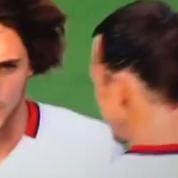 Quand Adrien Rabiot ose s'en prendre à Ibrahimovic en plein match