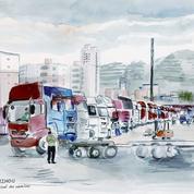 Chine : les seigneurs de la route