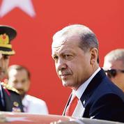 Erdogan gèle le processus de paix avec les Kurdes du PKK