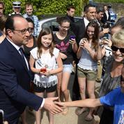 Présidentielle 2017: Hollande élude la question sensible de la primaire
