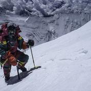 1990 : Christine Janin, première Française à l'Everest