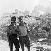 1959 : Pierre Mazeaud, face nord de la Cima Ovest