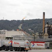 Comment Total résiste à la chute des prix du pétrole