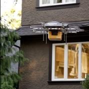 Amazon veut des couloirs aériens pour ses drones de livraison
