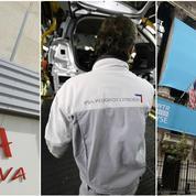 EDF-Areva, PSA, Twitter: le récap éco du jour