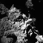 Philae dévoile les dessous de sa comète