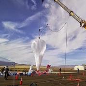 Au Sri Lanka, Google inaugure l'Internet par ballon