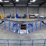 Facebook a fini de construire son premier drone, Aquila