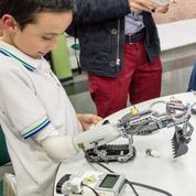 Un ingénieur colombien invente une prothèse en Lego