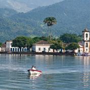 Brésil : les eaux claires de Paraty