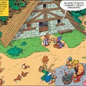 Le Papyrus de César rend Astérix à ses lecteurs