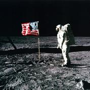 Buzz Aldrin a rempli une note de frais après son voyage sur la Lune