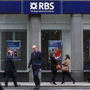 Londres vend à perte ses actions RBS