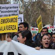 Malgré la reprise, les Espagnols installés à l'étranger ne sont pas incités à rentrer