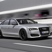 Audi S8 plus, une limousine très sportive