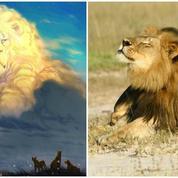 Un dessinateur du Roi Lion rend un splendide hommage à Cecil le lion