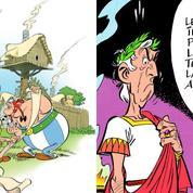 Astérix :découvrez le nouveau visage de César