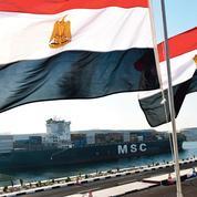 L'Égypte inaugure son «miracle» de Suez