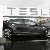 Tesla revoit ses objectifs à la baisse