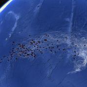 Comment le débris du MH370 aurait pu dériver vers La Réunion