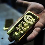 La crise de l'or a virtuellement coûté cher à la Chine et la Russie