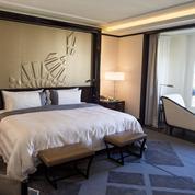 Un service pour choisir sa chambre dans un hôtel