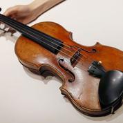 Un Stradivarius retrouvé 35 ans après sa disparition