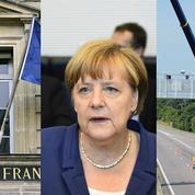 Écotaxe, croissance, crise grecque : le récap éco du jour