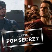 L'histoire secrète de la rivalité entre Marvel et DC Comics