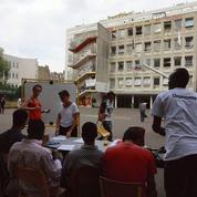 Paris: les migrants resteront dans le lycée