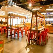 Burger King ouvre un nouveau restaurant à La Défense