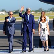 John Kerry à Cuba pour «tourner la page»