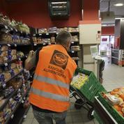 Les Sages retoquent l'interdiction du gaspillage alimentaire dans les grandes surfaces