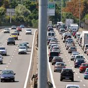 Départs en vacances : l'état de la circulation