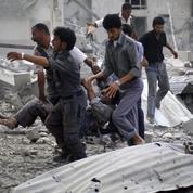 En Syrie, des dizaines de personnes tuées dans des raids du régime