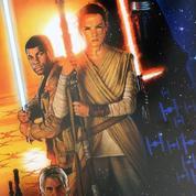 Voici la première affiche de Star Wars VII