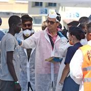 Les «maisons famille», havre des mineurs isolés arrivés en Sicile