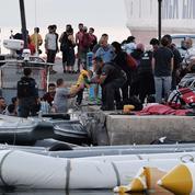 Grèce : l'île de Kos submergée par les réfugiés
