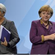 Le FMI et l'Allemagne s'opposent sur la dette grecque