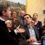 Démission de Tsipras : la gauche radicale invite Hollande à s'en inspirer