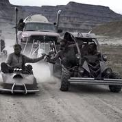 Mad Max Fury Road, version karts et paintball