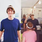 Andy Murray se déguise en vendeur de glaces et piège des fans