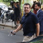 En Grèce, Alexis Tsipras perd son aile gauche