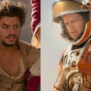 Aladin ,Seul sur Mars ,Adam Jones ... Le cinéma fait ses B.A.
